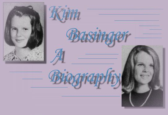 Kim Basinger Biography